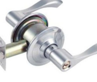 External Door Lever Lock , French Door Lever Handle Lock ODM Service